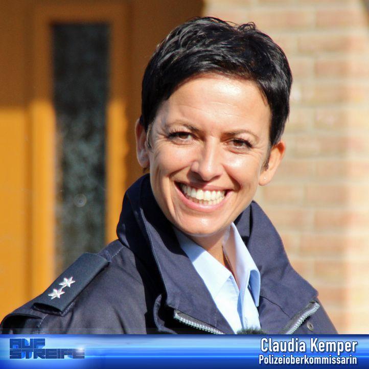 Claudia Kemper - Bildquelle: SAT.1