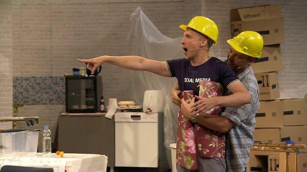 Mord Mit Ansage - Die Krimi-impro Show - Mord Mit Ansage - Die Krimi-impro Show - Baustelle
