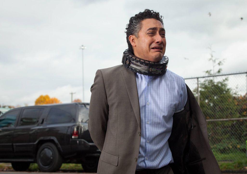 Kann das Team Ramon Medina (Alessandro Juliani) noch retten oder wird der Psychopath triumphieren? - Bildquelle: Warner Bros. Television