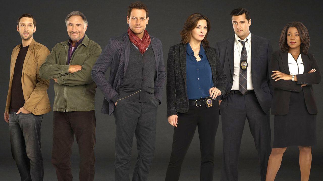 forever-cast-620-348 - Bildquelle: © Warner Brothers