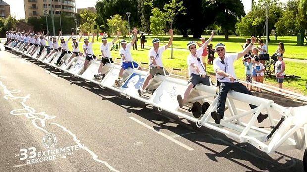 Guinness World Records - Guinness World Records - Die 33 Extremsten Rekorde Der Welt