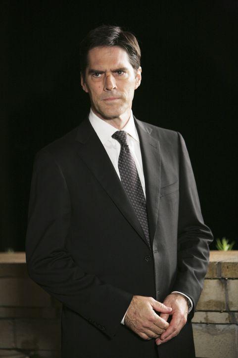Erhält das Angebot einer frühzeitigen Pensionierung: Hotch (Thomas Gibson) ... - Bildquelle: Touchstone Television