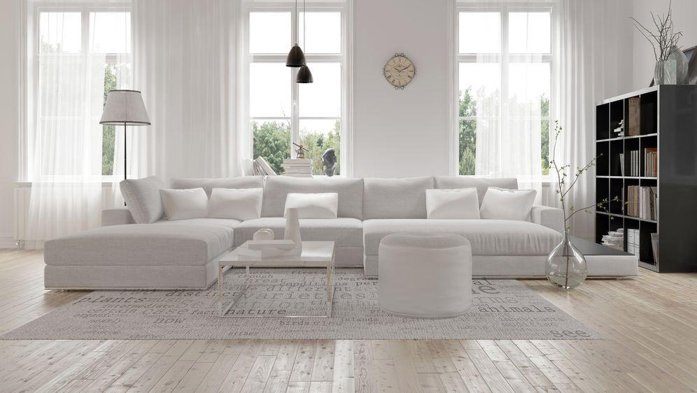 Wohnzimmer Gestalten Ideen Für Den Landhausstil Sat1