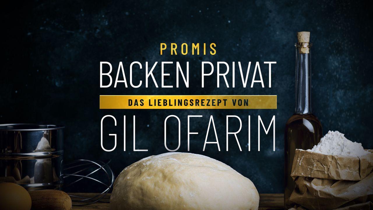 Promis backen privat - Das Lieblingsrezept von Gil Ofarim - Logo - Bildquelle: SAT.1
