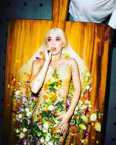 """Bild: InstagramDieses """"Outfit"""" ist eigentlich gar keins, sondern e..."""