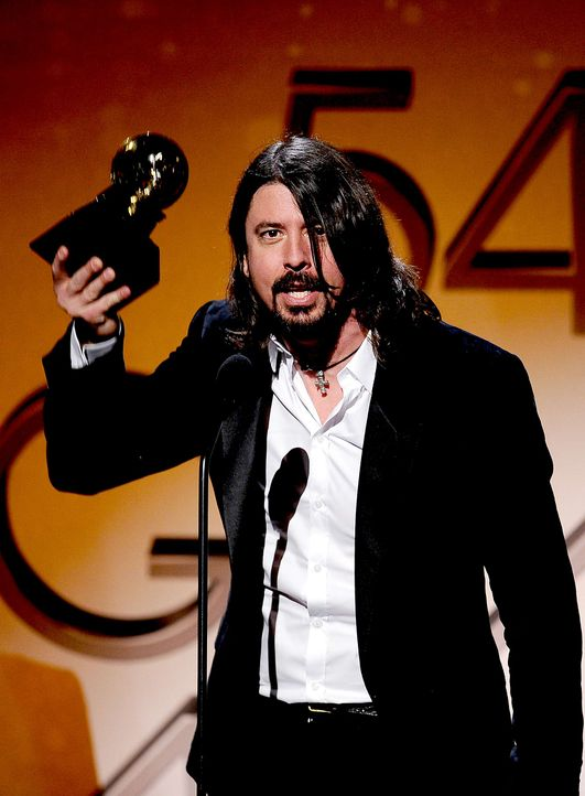 Dave-Grohl-Foo-Fighters-12-02-12-AFP - Bildquelle: AFP