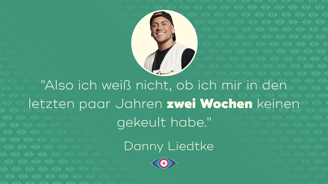 Spruch des Tages - Danny