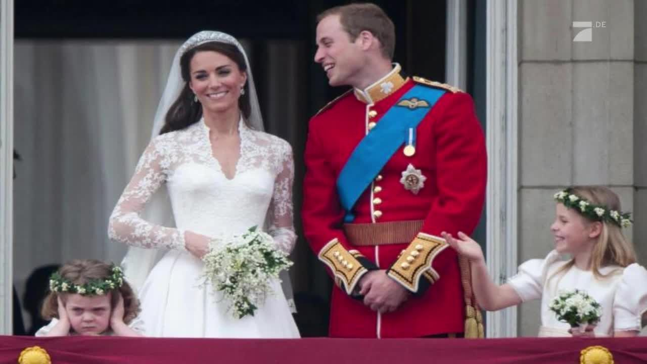 So sieht Herzogin Kates mürrisches Blumenmädchen heute aus