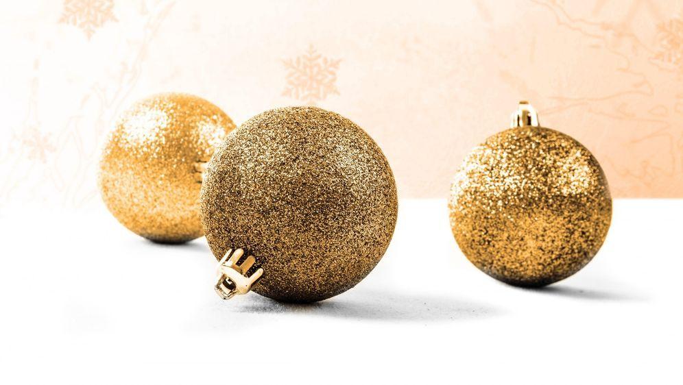 Weihnachtsdeko Gold.Weihnachtsdeko Glamouröser Adventsschmuck Sat 1 Ratgeber