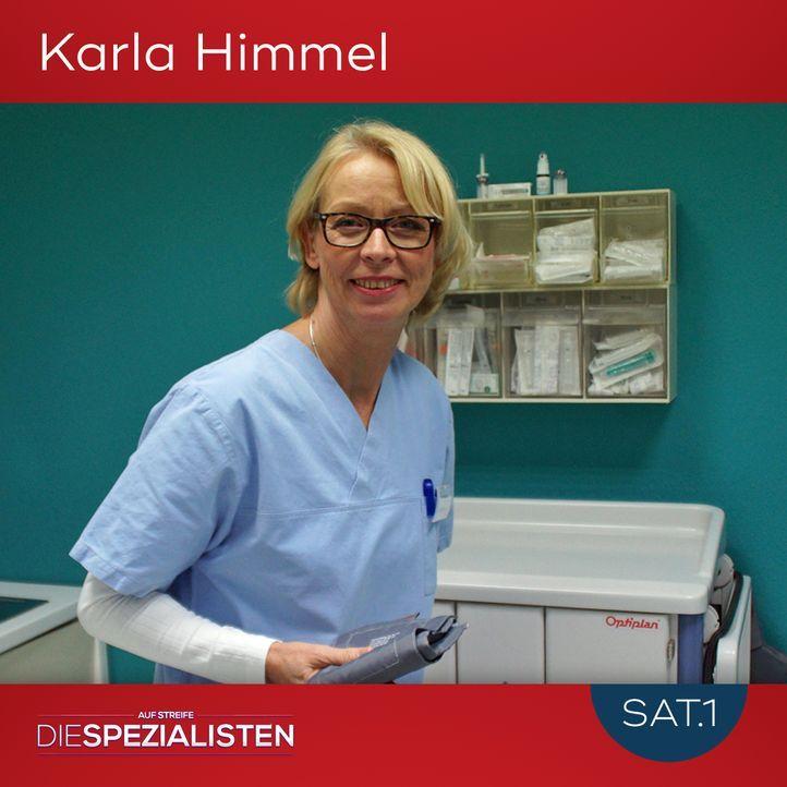 Karla Himmel - Bildquelle: SAT.1