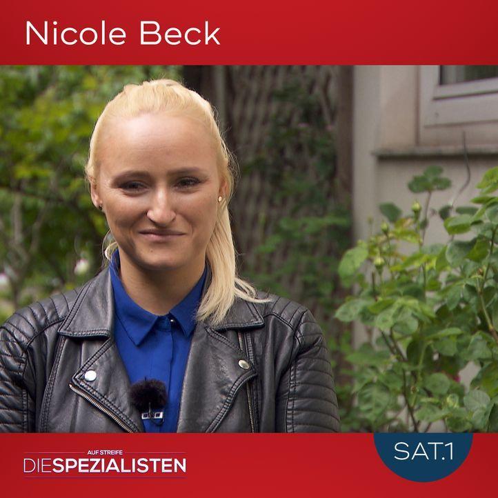 Nicole Beck - Bildquelle: SAT.1