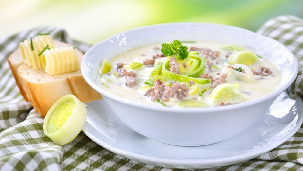 Suppen rezepte lauchsuppe