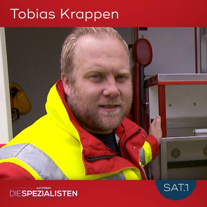 Tobias Krappen - Bildquelle: SAT.1