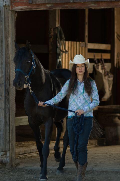 Als Halbwaise Carrie (Tammin Sursok) nicht mehr in der Stadt bei ihrer Großmutter leben kann, muss sie aufs Land zu ihrem Vater ziehen. Dem aufmüp... - Bildquelle: 20Century Fox