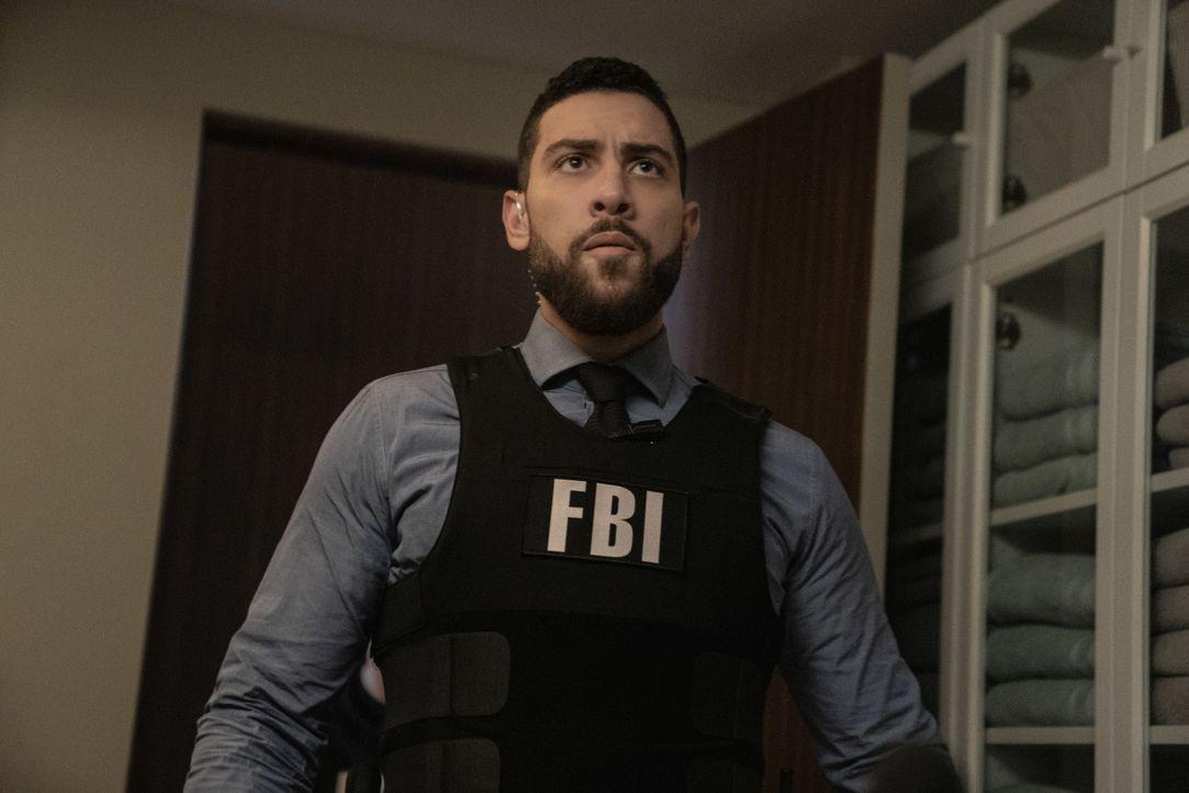 Special Agent Omar Adom 'OA' Zidan (Zeeko Zaki) - Bildquelle: Mark Schafer 2019 CBS Broadcasting, Inc. All Rights Reserved. / Mark Schafer