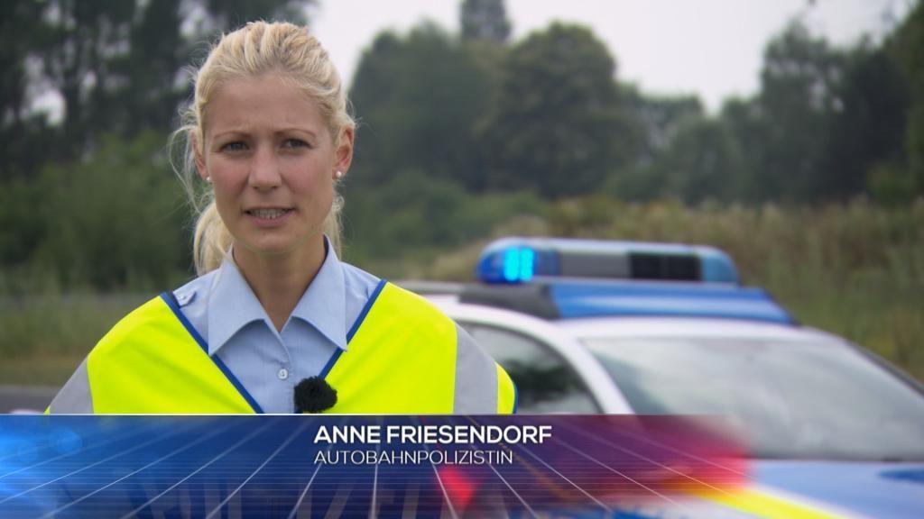POL - Anne Friesendorf - Bildquelle: SAT.1