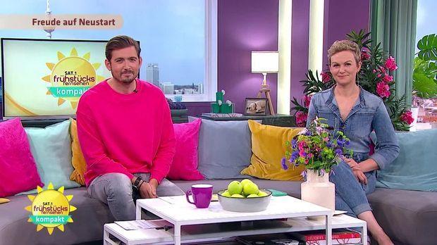Frühstücksfernsehen - Frühstücksfernsehen - 17.06.2020: Gülcans Kamps Comeback, Der Schlager-titan & Wiedereröffnungen Auf Mallorca
