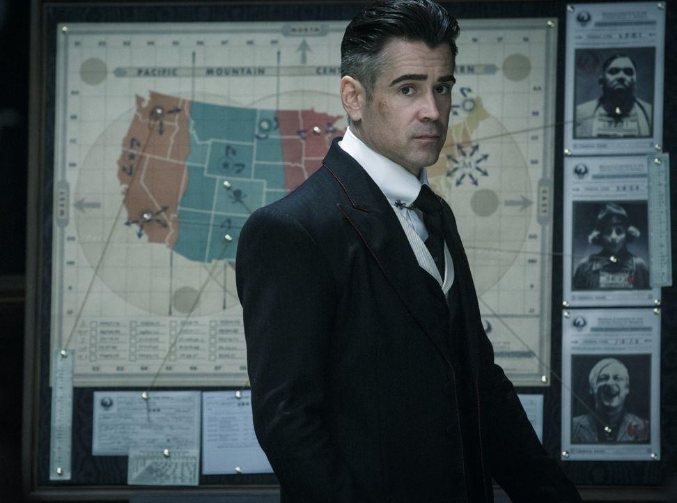 Percival Graves (Colin Farrell) - Bildquelle: Warner Bros.