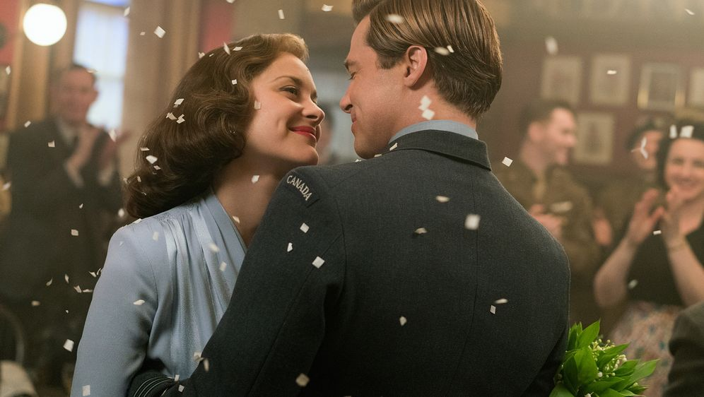 Allied - Vertraute Fremde - Bildquelle: 2016 Paramount Pictures. All Rights Reserved.