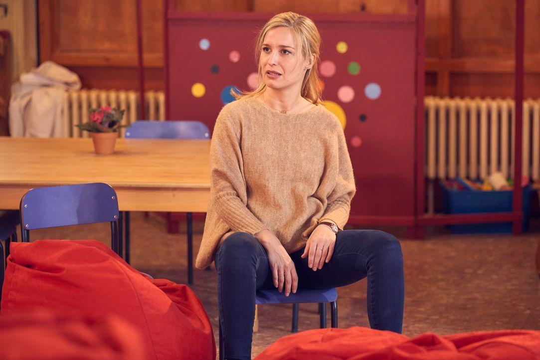 Hannah (Pina Kühr) - Bildquelle: Frank Dicks SAT.1 / Frank Dicks