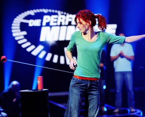 Die Perfekte Minute - Alle Bilder vom Freunde-Special - Bildquelle: Willi Weber - Sat1