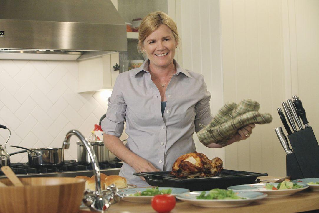 Wird sie das nächste Opfer sein? Nancy Riverton (Mare Winningham) ... - Bildquelle: ABC Studios