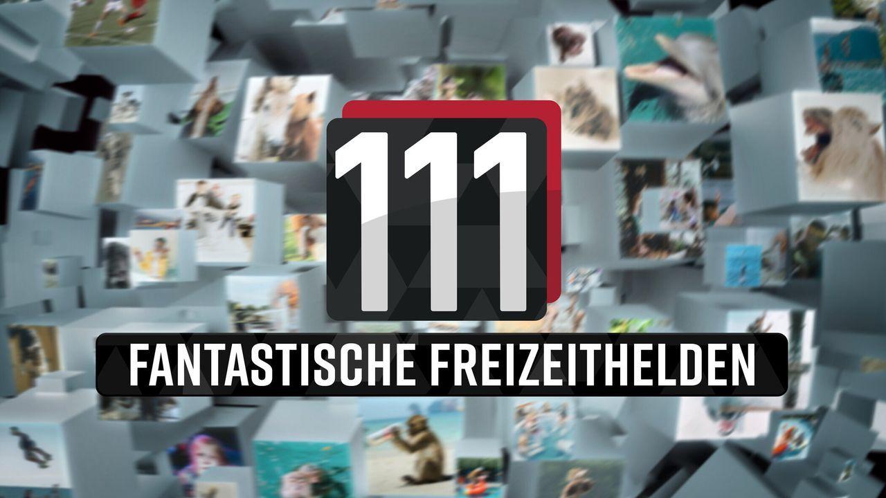 111 fantastische Freizeithelden! - Logo - Bildquelle: SAT.1