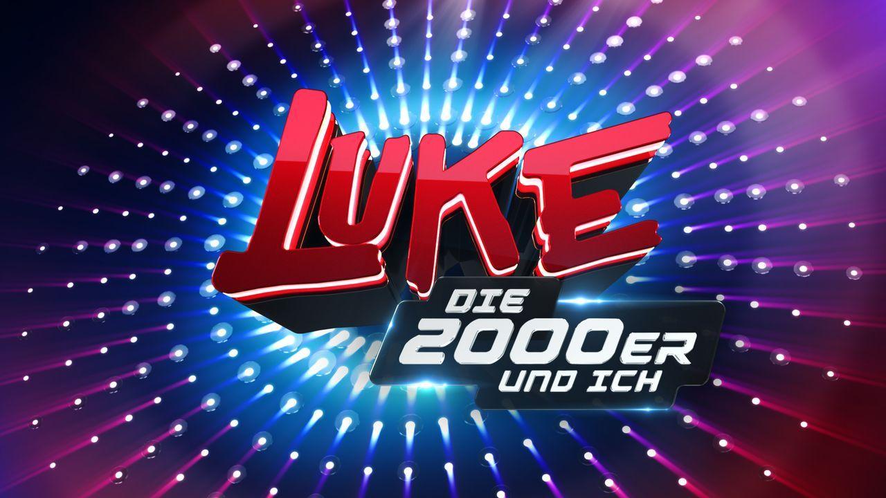 (1. Staffel) - LUKE! DIE 200ER UND ICH - Logo - Bildquelle: SAT.1