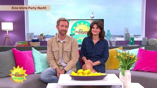 Frühstücksfernsehen - Frühstücksfernsehen - 16.03.2020: Lucs Große Liebe, Corona-fragen & Eine Letzte Partynacht