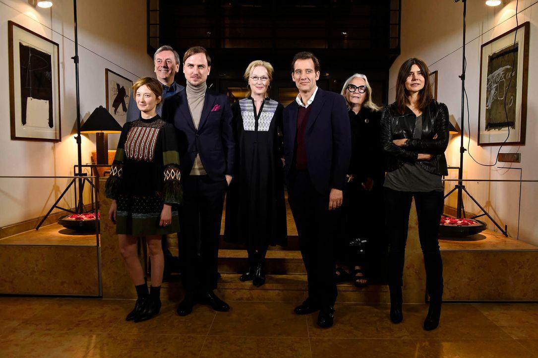 Berlinale-jury-160210-AFP - Bildquelle: AFP