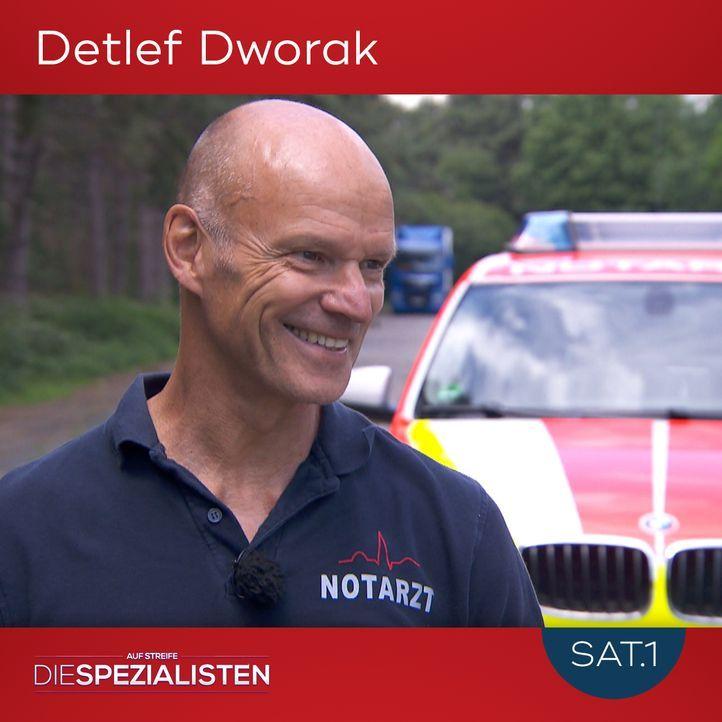 Detlef Dworak - Bildquelle: SAT.1