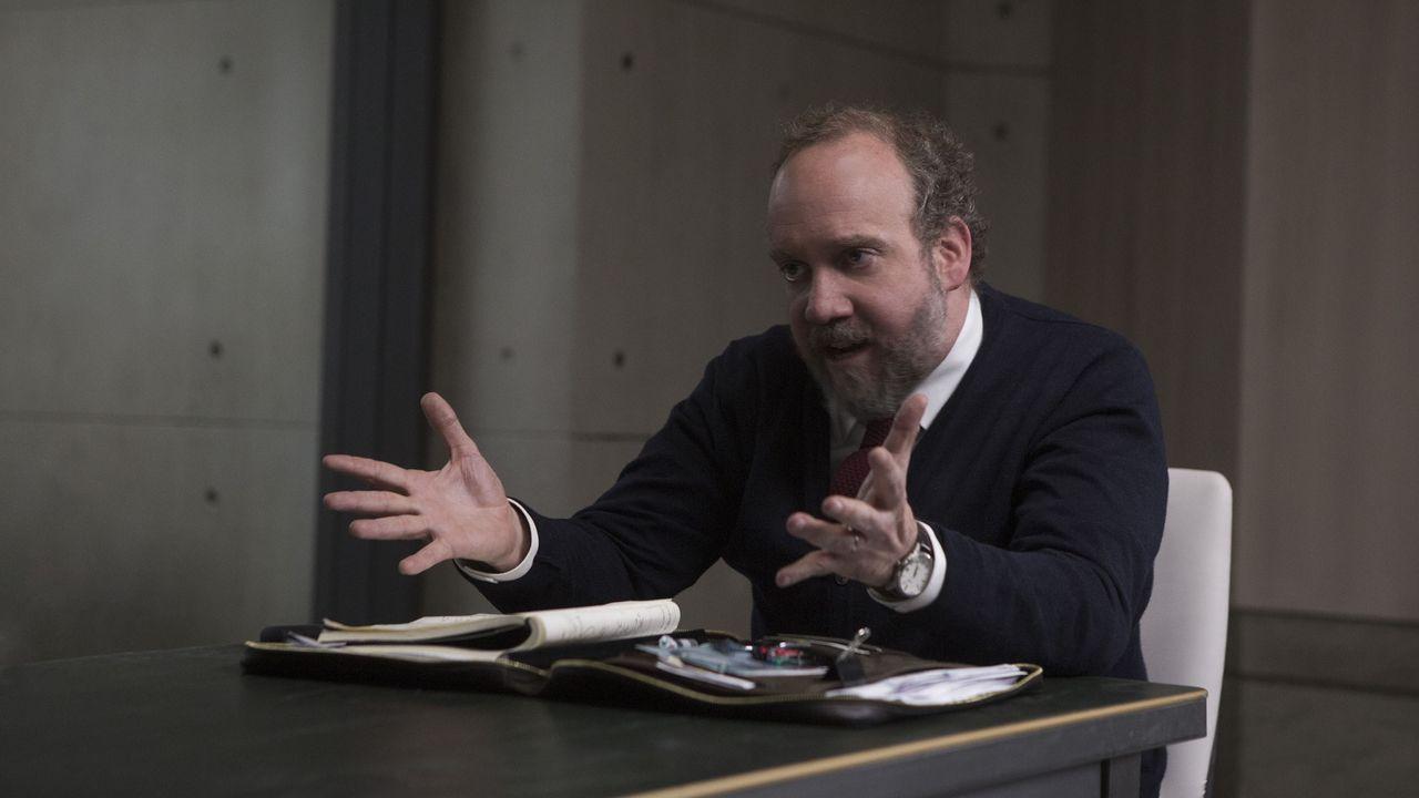 Dr. Alan Shapiro (Paul Giamatti) - Bildquelle: Aidan Monaghan 2016 Twentieth Century Fox Film Corporation. All rights reserved. / Aidan Monaghan