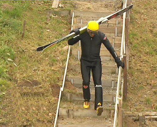 fruehstuecksfernsehen-jan-hahn-skispringen-004 - Bildquelle: Sat.1