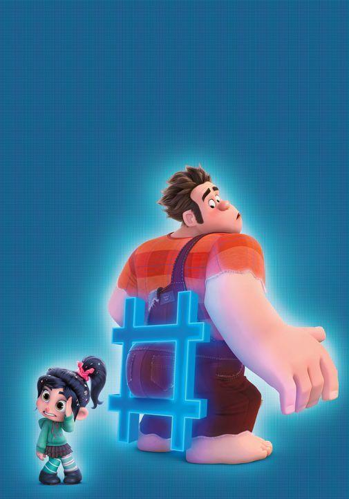 Chaos im Netz - Artwork - Bildquelle: 2018 Disney. All Rights Reserved.
