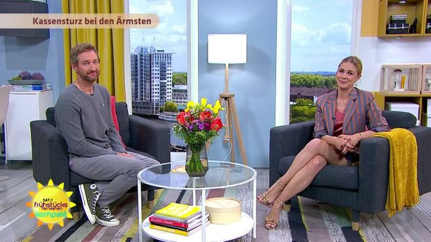 Frühstücksfernsehen - Frühstücksfernsehen - 23.04.2020: Die Krisenkanzlerin, Claudia Obert & Eine 94-jährige Powerfrau