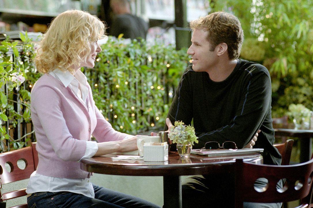 """Um seine Karriere als Schauspieler irgendwie aufrecht halten zu können, nimmt Jack (Will Ferell, r.) die männliche Hauptrolle in der TV-Serie """"Ver... - Bildquelle: 2005 Columbia Pictures Industries, Inc. All Rights Reserved."""