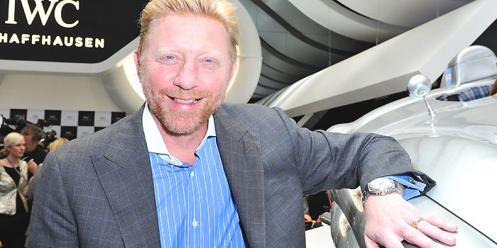 Boris Becker - Bildquelle: Getty