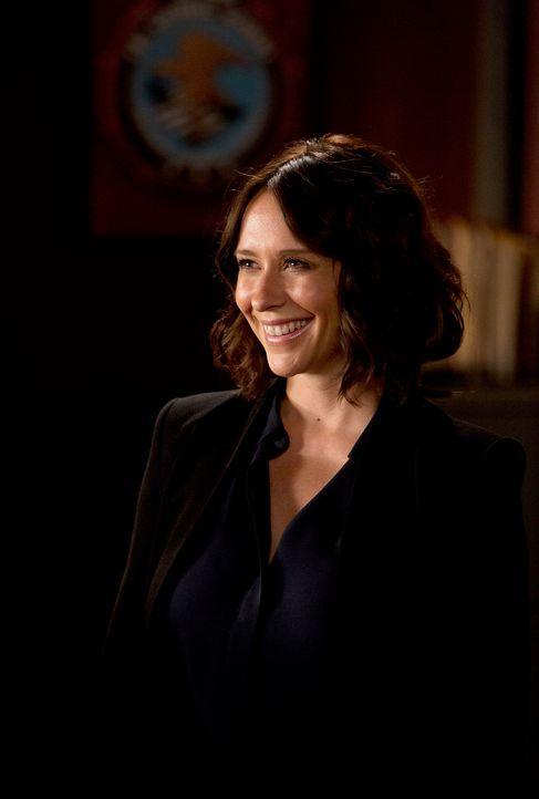 Das Team ermittelt in einem neuen Fall von Serienmord und wird dabei von der neuen Kollegin Agentin Kate Callahan (Jennifer Love Hewitt)... - Bildquelle: Monty Brinton ABC Studios