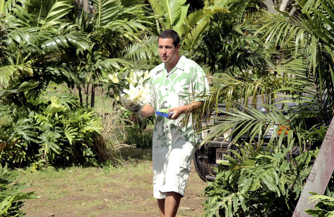Um an die Frau zu kommen, in die sich Henry (Adam Sandler) verliebt hat, muss er einiges durchstehen ... - Bildquelle: Sony Pictures Television International. All Rights Reserved.