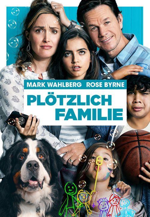 Plötzlich Familie - Artwork - Bildquelle: 2018 Paramount Pictures. All rights reserved.