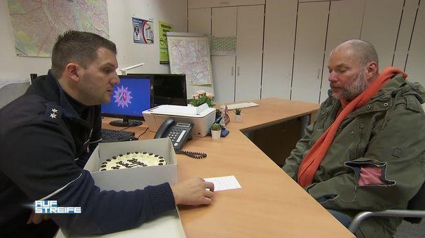 Auf Streife - Auf Streife - Falls Haftbefehle Vorliegen