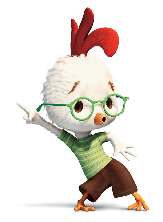 Gerade, als sich die Dinge in Oakey Oaks ein wenig zu Hühnchen Juniors Gunsten entwickeln und der Spottpegel sinkt, fällt dem kleinen Kerl schon w... - Bildquelle: Disney. All rights reserved
