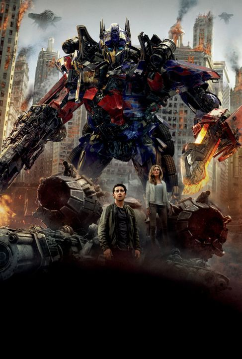 TRANSFORMERS 3 - Artwork - Bildquelle: 2010 Paramount Pictures Corporation.  All Rights Reserved.