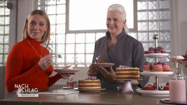 Das Große Promibacken - Das Große Promibacken - Nachschlag Mit Betty: Tipps Und Tricks Für Ihr Gebäck