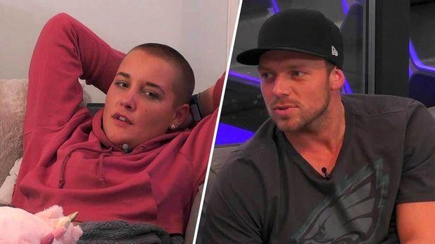 Big Brother - Big Brother - Folge 70: Michelle Und Philipp Kommen Sich Wieder Näher