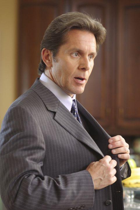 Eines Tages wird der biedere Bankangestellte Jerry Harden (Gary Cole) mit seiner Vergangenheit konfrontiert ... - Bildquelle: Buena Vista International Television |