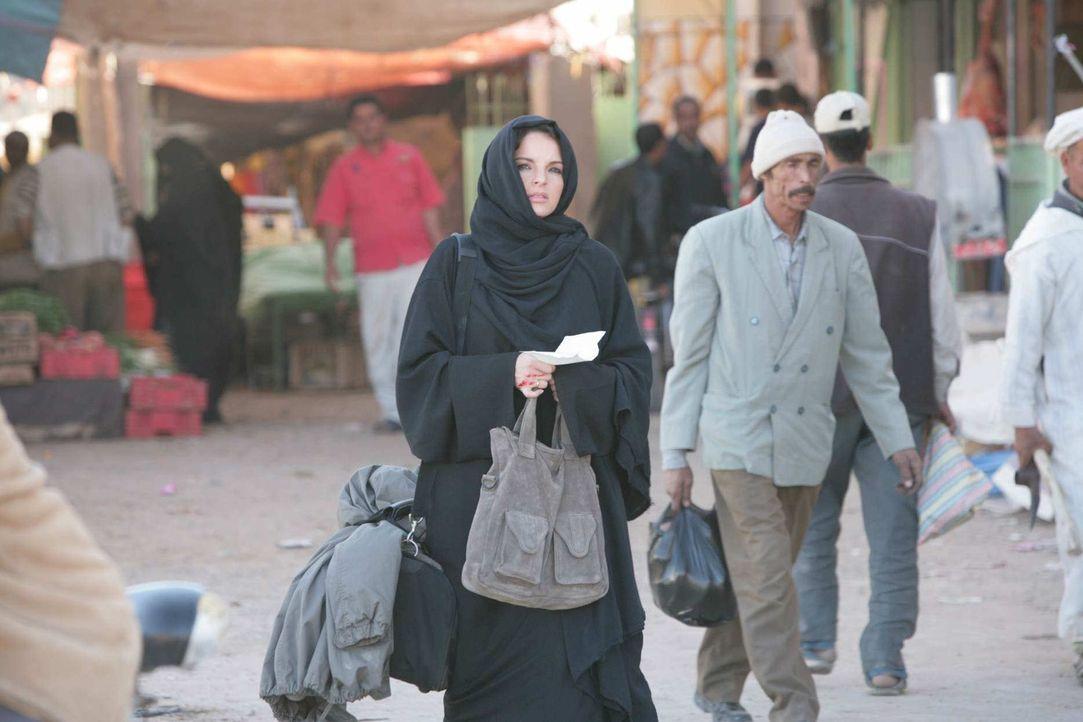 Zuerst entführt ihr Mann ihren Sohn in den Sudan, danach teilt der BND ihr mit, dass ihr Mann ein Schläfer ist und dann muss sie feststellen, dass i... - Bildquelle: SAT.1