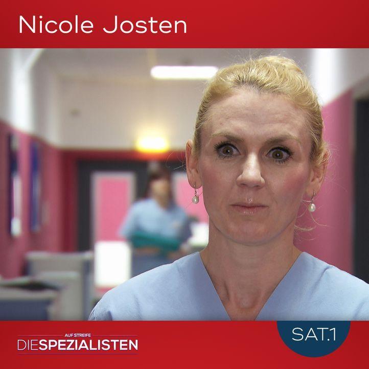Nicole Josten - Bildquelle: SAT.1