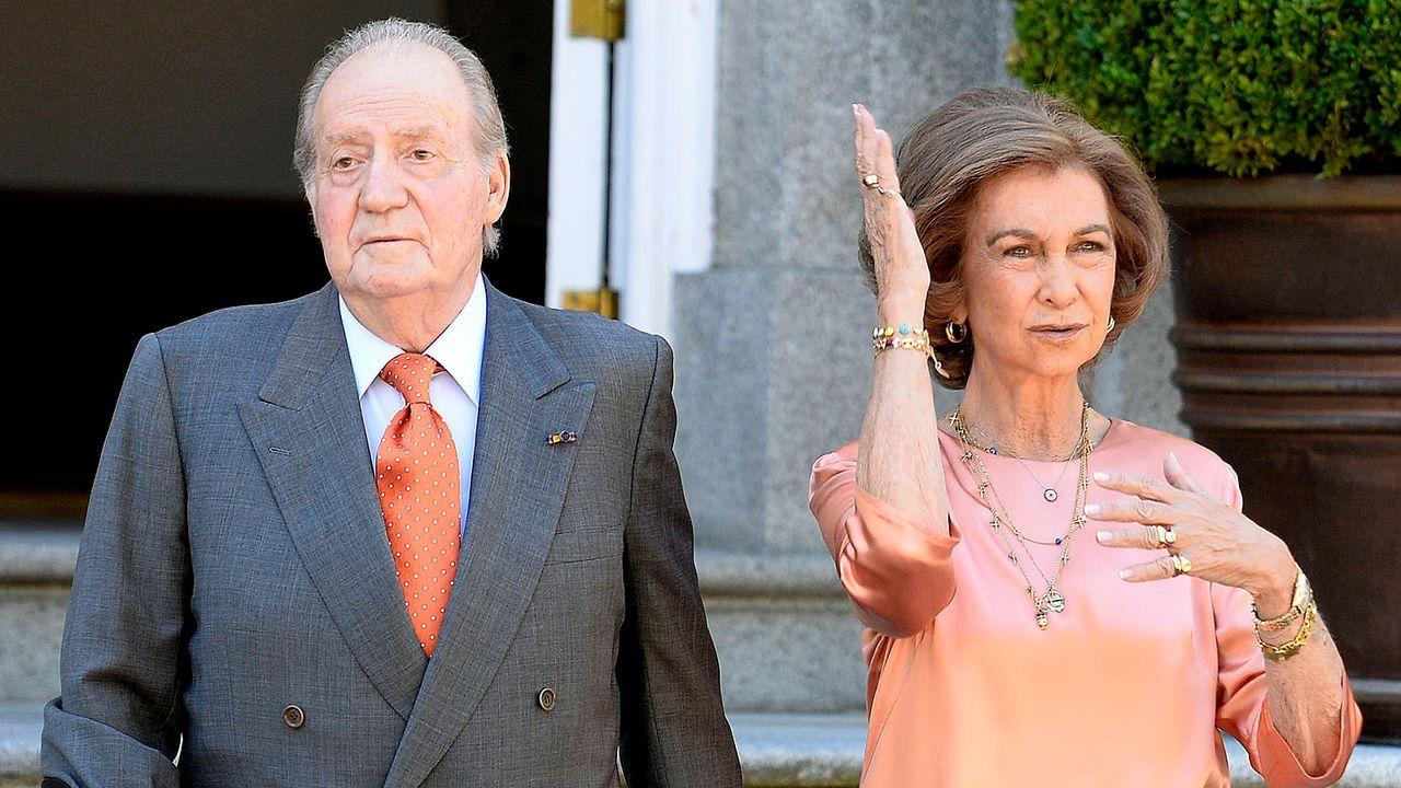 Koenig-Juan-Carlos-von-Spanien-13-09-19-AFP - Bildquelle: AFP