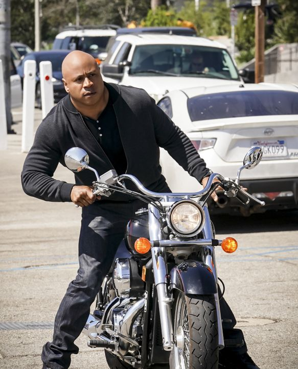 Sam Hanna (LL Cool J) - Bildquelle: Monty Brinton 2018 CBS Bradcasting, Inc. All Rights Reserved./  Monty Brinton